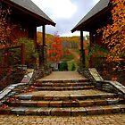 The Stairs  by Elfriede Fulda