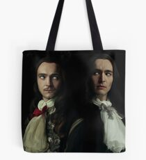 Louis and Philippe Tote Bag