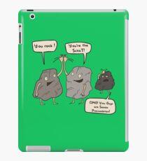 EARTH HUMOR iPad Case/Skin