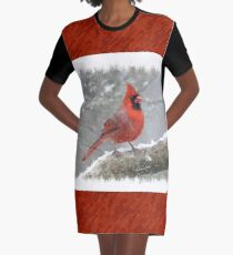 Oh, the Weather Outside is Frightful   Graphic T-Shirt Dress