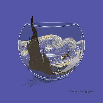 Vincent Van Gogh's by betuldonmez
