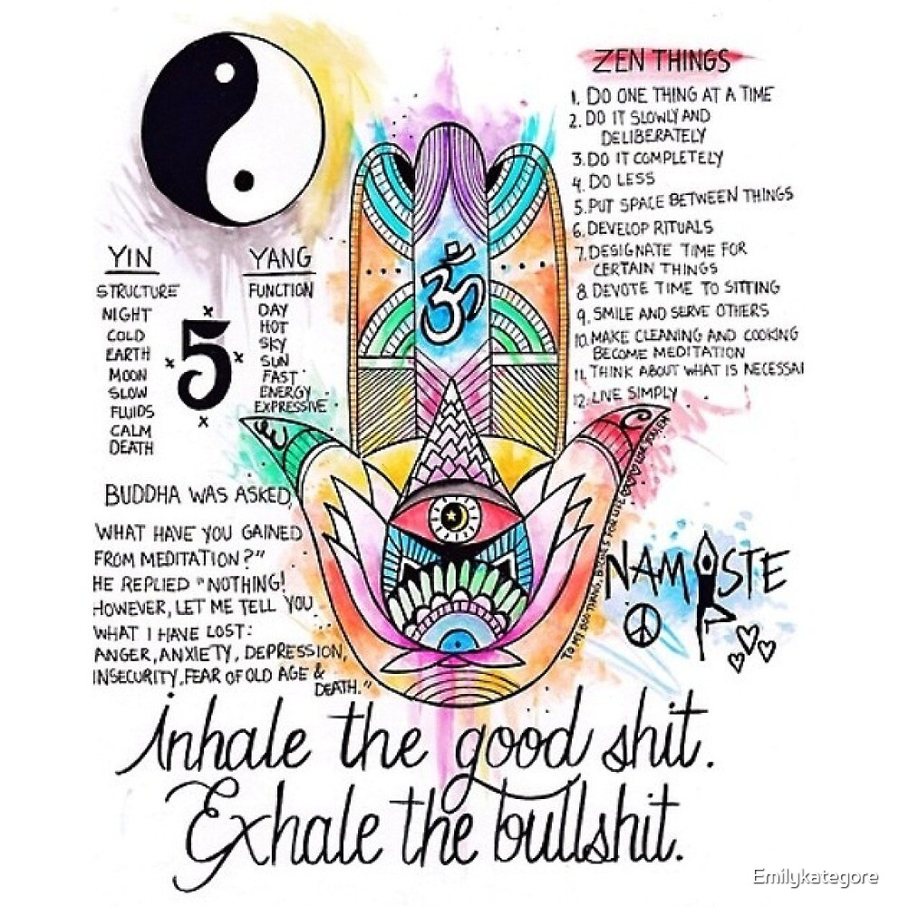 "Buddha Quotes Tumblr Zen Tumblr Style Quotes""emilykategore  Redbubble"