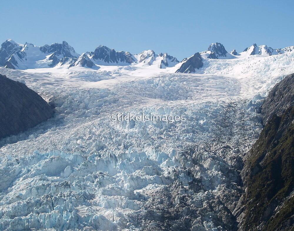 landscapes #60, glacier by stickelsimages