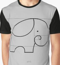 Golden Ratio Graphic T-Shirt