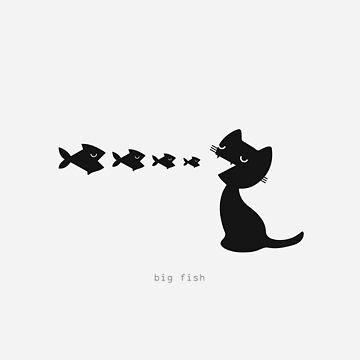 Big Fish by betuldonmez