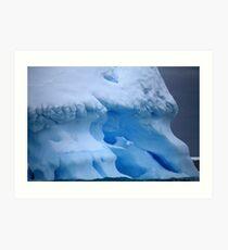 Iceberg 2, Antarctic Peninsula Art Print