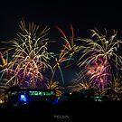 Brissie Fireworks by Keith G. Hawley