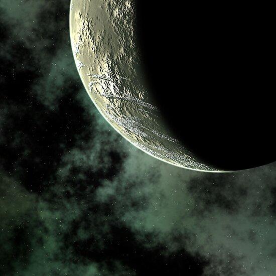 Planet Closeup by dmark3