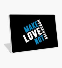Make Love Not Horcruxes Laptop Skin