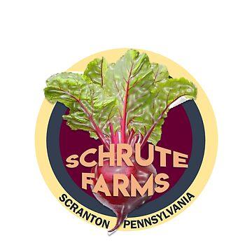 Schrute Farms Beets de marydorotan