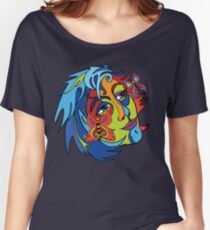Butterfly Lady Women's Relaxed Fit T-Shirt