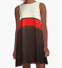 HADES #1 A-Linien Kleid