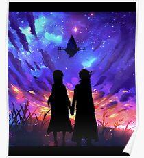 SAO love Poster