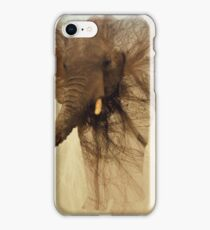 Loxodonta Africana by M.A iPhone Case/Skin