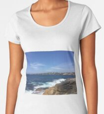 Clovelly Beach, NSW, Australia  Women's Premium T-Shirt