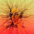 Look into My Eyes Sunset by Beechhousemedia