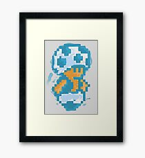 Toad - Super Mario Bros. 2 Framed Print