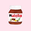 Nutella Forever - Pink by makemerriness