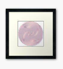 Engrossing  Framed Print