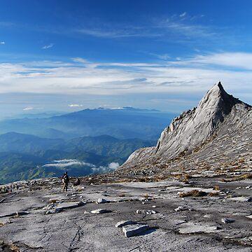 Mt. Kinabalu South Peak by talej