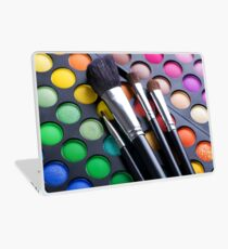 eye brush Laptop Skin