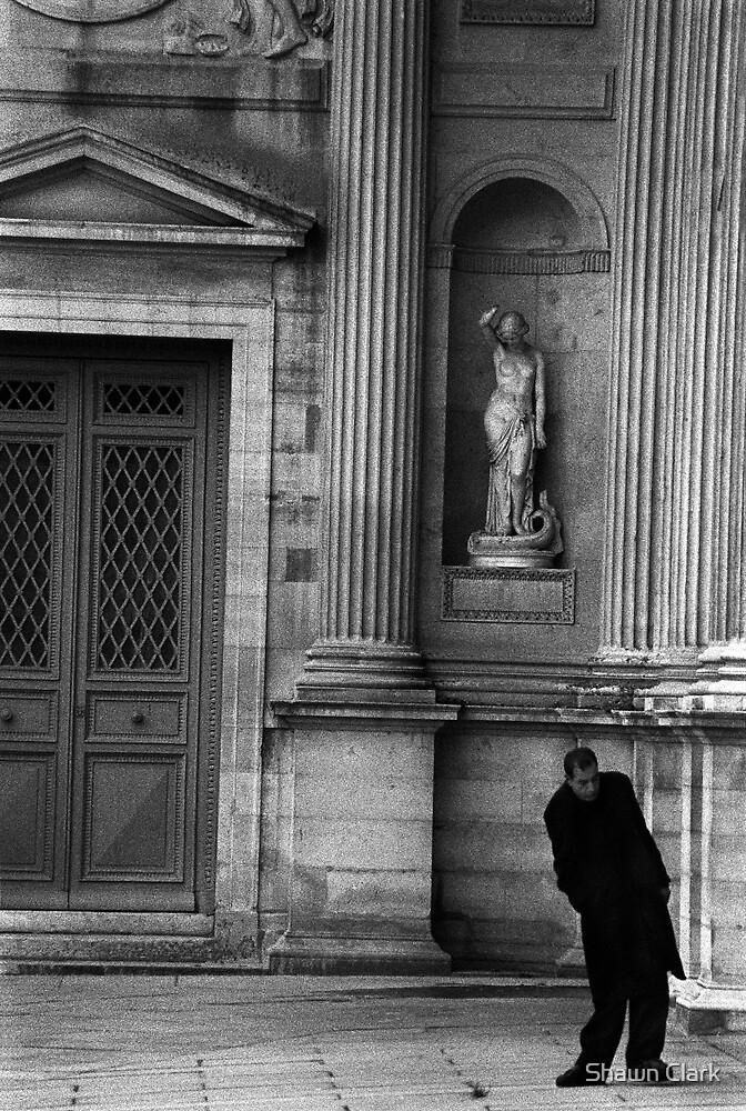 Untitled, Paris, France, 2002 by Shawn Clark