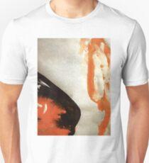 good & bad sides....so close ha...her breath smelt of hate! Unisex T-Shirt