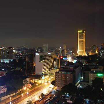 Kuala Lumpur Nights by talej