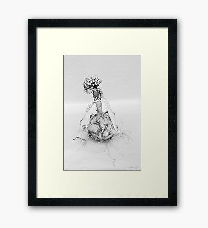 Odette 2 Framed Print