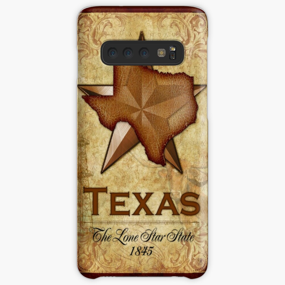 Texas Independence - The Lone Star State Case & Skin for Samsung Galaxy