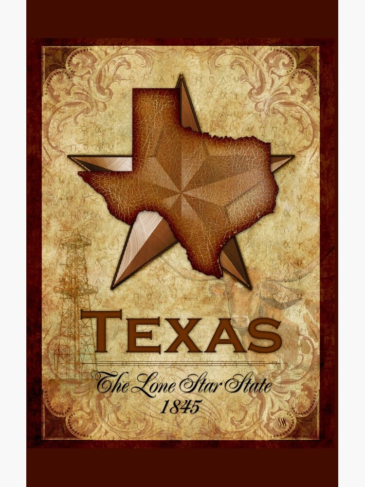 Texas Independence - The Lone Star State by SSSowers