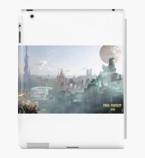 """Worlds"" Final Fantasy 30th Anniversary Concept art iPad Case/Skin"