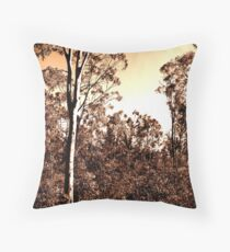 Serpia @ Brentwood Throw Pillow
