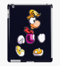 Back to 1995's Rayman! iPad Case/Skin