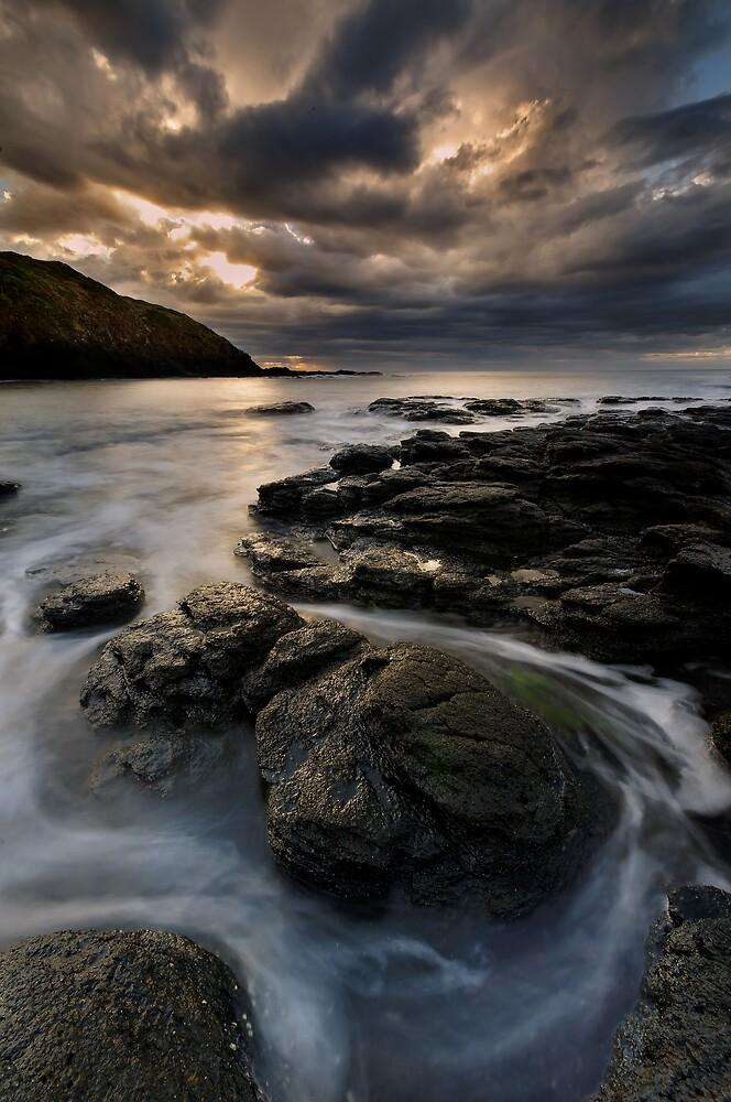 Morning Flow on Flinders by Robert Mullner