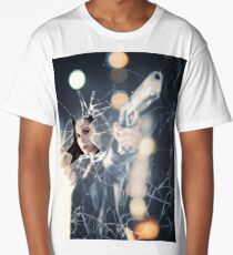BADASS WOMEN - Eliza Dushku Long T-Shirt
