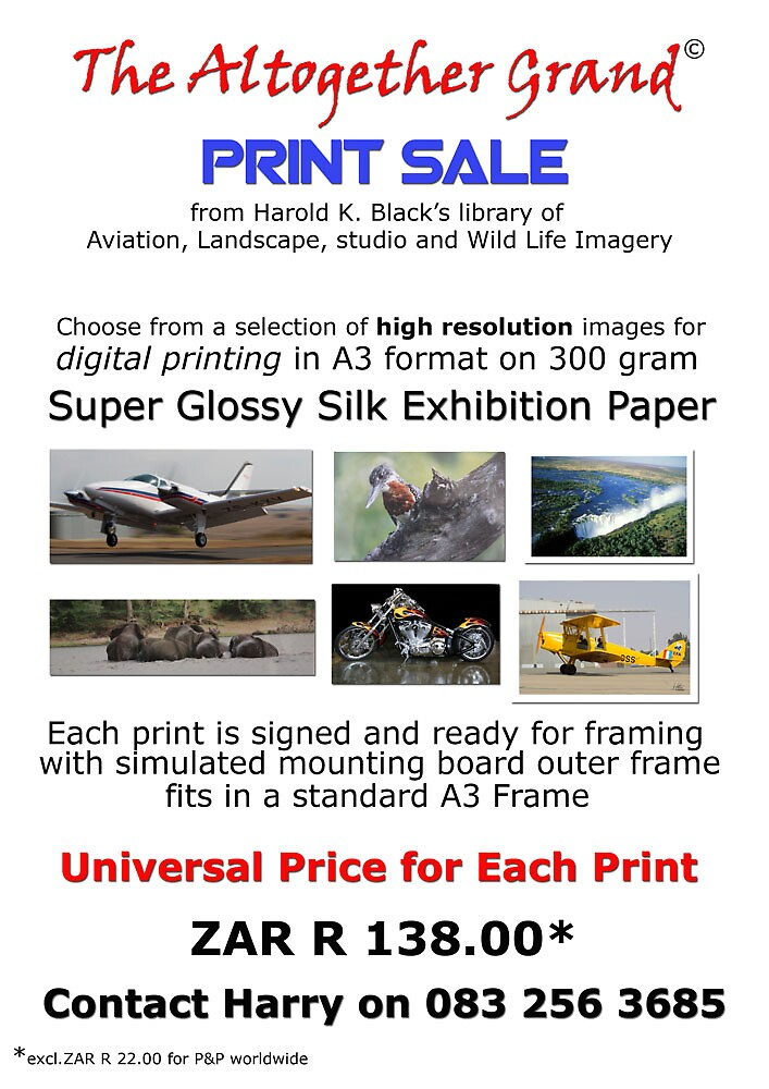 Altogether Grand Print Sale by Paul Lindenberg