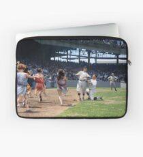 Al Schacht & Nick Altrock at MLB Opening game in Griffith Stadium in Washington D.C., 1924 Laptop Sleeve