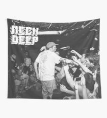 Neck Deep Live Wall Tapestry