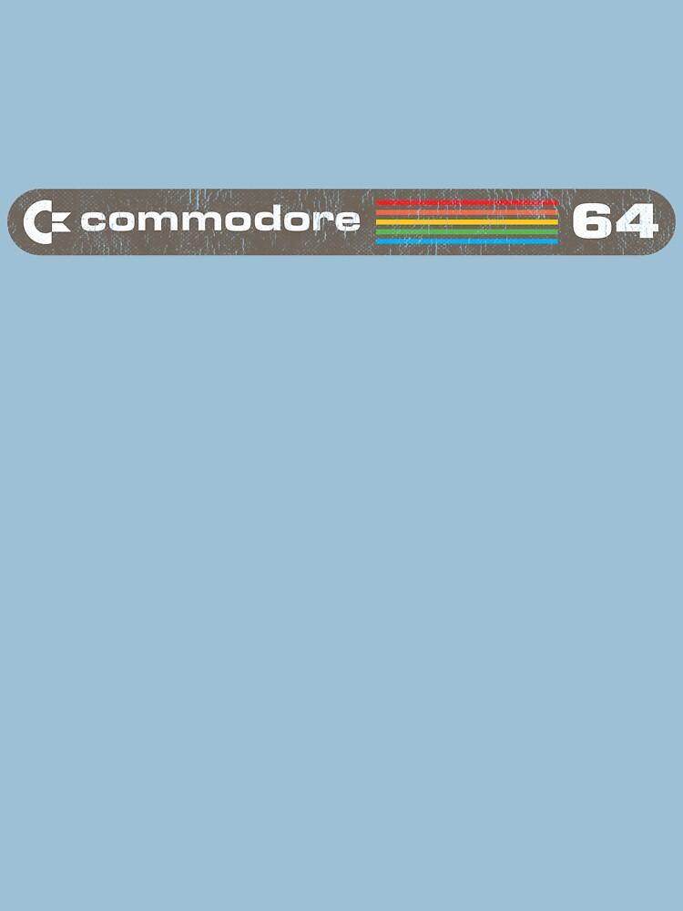C64 by johnnysix