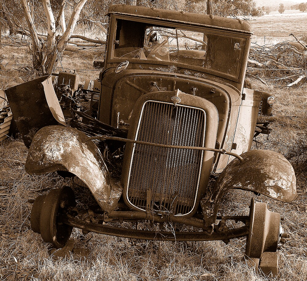 Ford still trucking by Gordon Slater