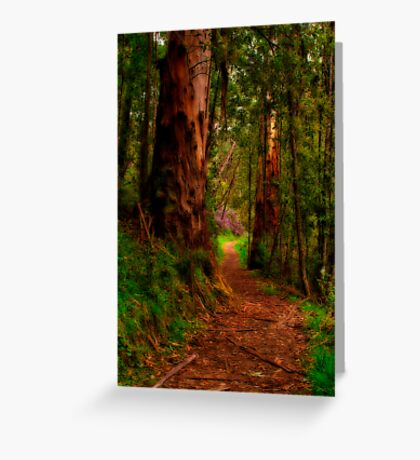 """""""The Pathway"""" Greeting Card"""