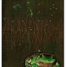 Frog by Alex Tebb