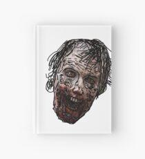 Zombie Head Hardcover Journal
