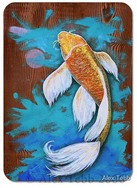 Jumping Fish by Alex Tebb