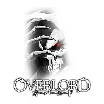 Overlord - Ainz Ooal Gown - T-Shirt Version 2 by Puigx
