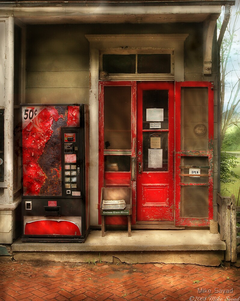 General Store by Michael Savad