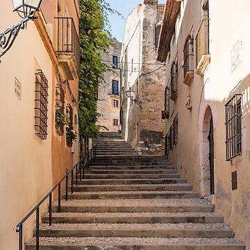 Town Street by Lanas