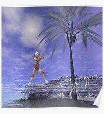 Ultraman VHS Poster