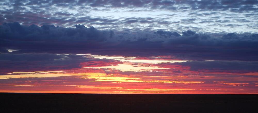 Sunrise Coober Pedy 1 by GuyR